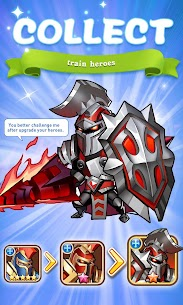 Idle Heroes MOD (Single Game Server/Disable Training/13 VIP Level) 1