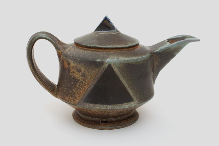 Jeffrey Oestreich Ceramic Tea Pot 02