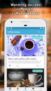 Coffee Space – Unusual coffee recipes 1