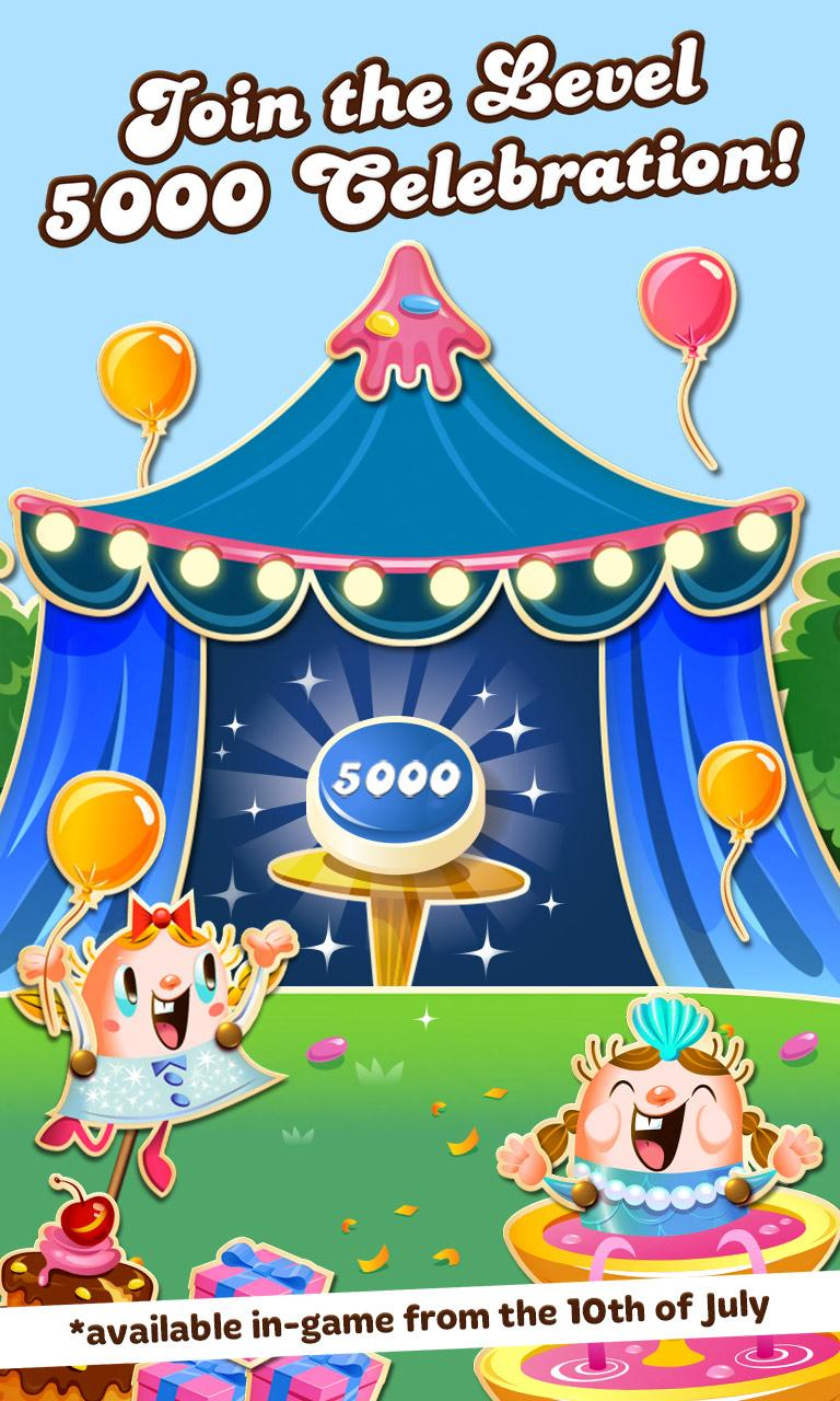 Candy Crush Saga Screenshot 18