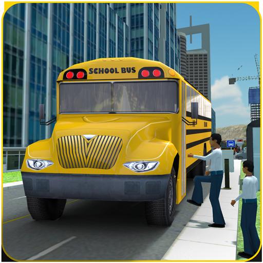 模擬App|校车驾驶模拟器3D LOGO-3C達人阿輝的APP