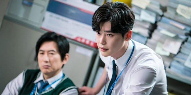 lee jong suk hymn of death