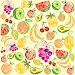 Fruits Blitz - A Connect Fever Puzzle icon