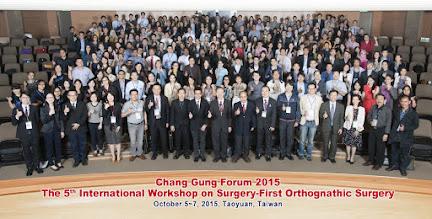 Photo: Chang Gung Forum Day3