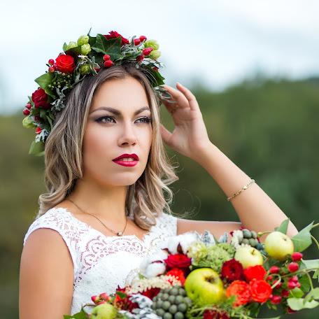 Wedding photographer Tatyana Pozhidaeva (pozhidaeva). Photo of 24.10.2016