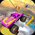 Crazy Monster Truck Legends 3D icon