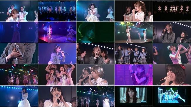 [TV-Variety] AKB48 チーム8 湯浅順司「その雫は、未来へと繋がる虹になる。」公演 佐藤七海 卒業公演 (2019.09.30)