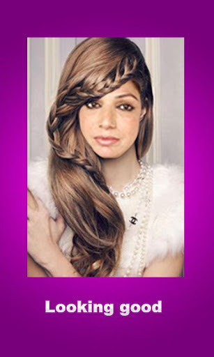 Girls HairStyles Photo Montage screenshot