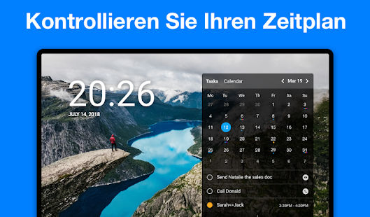 Any.do: Liste zu tun, Kalender Erinnerungen Planer Screenshot