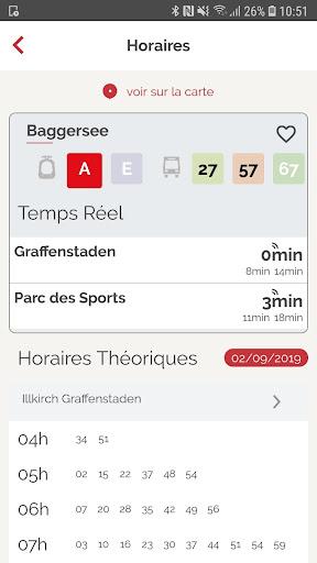 CTS Transports Strasbourg screenshot 3