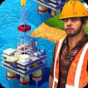 Petroleum Mining Factory: Oil Tycoon Refinery Sim APK