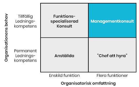 Vad är en managementkonsult?
