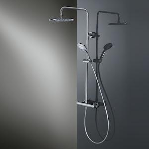 Shower_artikel_Shower-Set RS 200  Thermostat