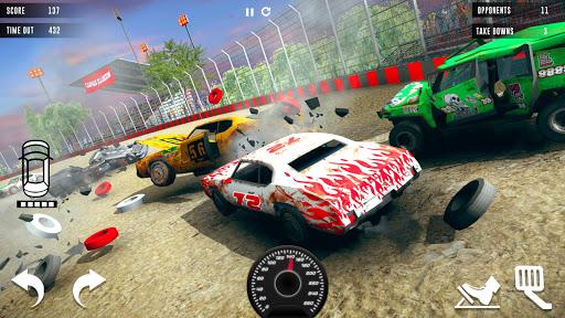 Demolition Derby Car Crash: Real Stunt Racer 2020  screenshots 9