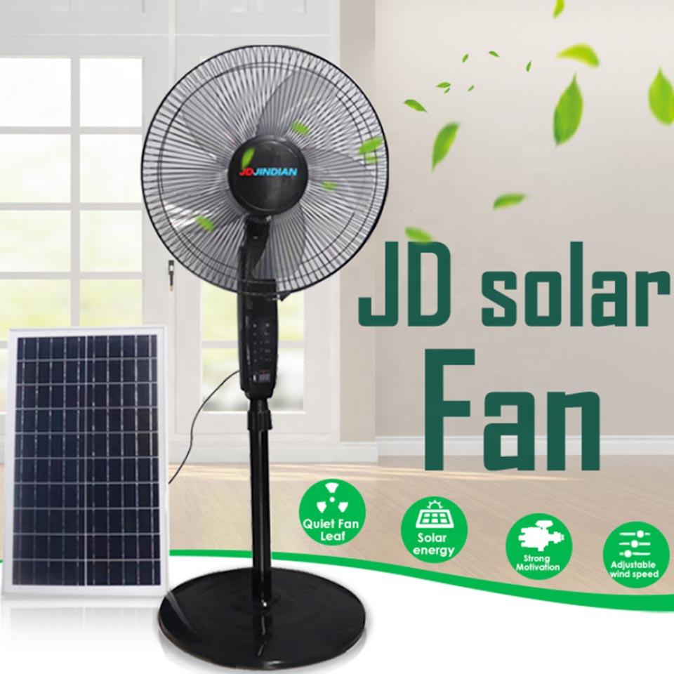 Giá quạt năng lượng mặt trời Jindian