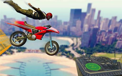 Bike Impossible Tracks Race screenshot 12