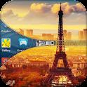 Paris Screen Lock icon