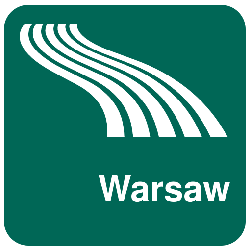 Warsaw Map offline file APK for Gaming PC/PS3/PS4 Smart TV