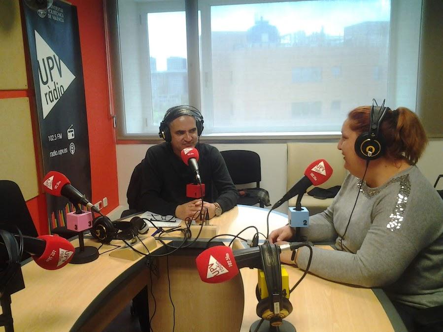 Hablemos de Fallas en UPV-RADIO. Programa nº 82. Hablamos de Solidaridad