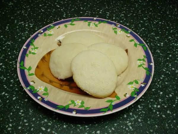 Easy Oil Sugar Cookies