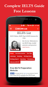 Download IELTS Liz APK latest version app for android devices