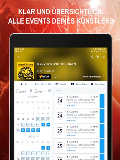 EVENTIM DE screenshot 11
