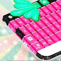 Pink Candy For GO Keyboard icon