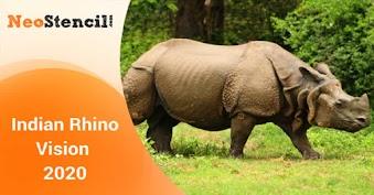 Indian Rhino Vision 2020