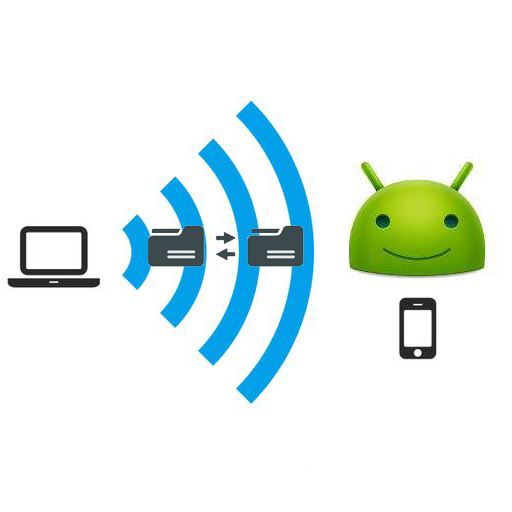 AirHandshaker-Wireless File Transfer Remote access - Apps on