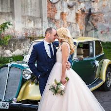 Wedding photographer Oksana Mikhalishin (oksaMuhalushun). Photo of 13.12.2018