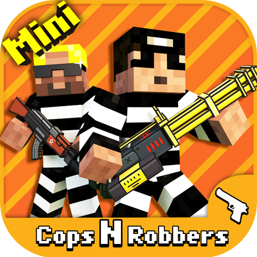 Cops N Robbers – FPS Mini Game