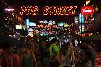 Photo: Cambodia, Siem Reap, Pub Street