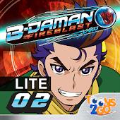 B-Daman Fireblast vol. 2 LITE
