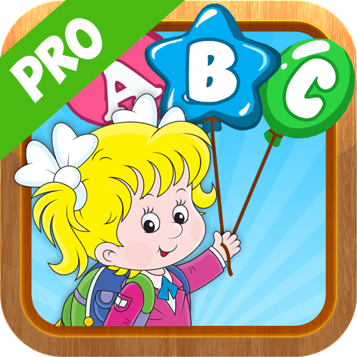 ABC Learning Games Fun Pro