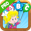 ABC Learning Games Fun Pro icon