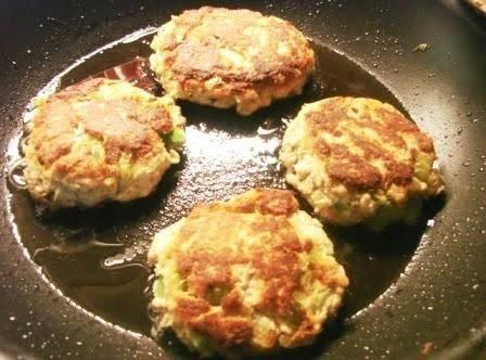 Tuna Cakes ~ Flavors Of Cape Cod Recipe