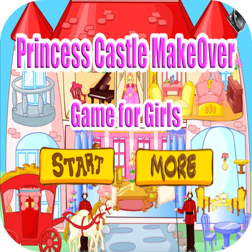 Princess Castle Makeover