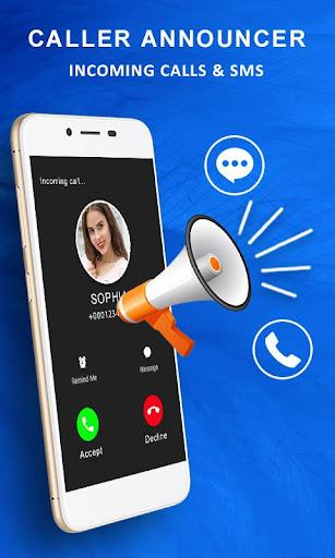 Incoming Caller Name Announcer & Speaker 3.1 screenshots 1