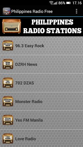 Philippines Radio Free