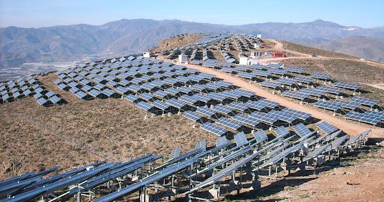 Antas tendrá una planta solar con una inversión de 106 millones