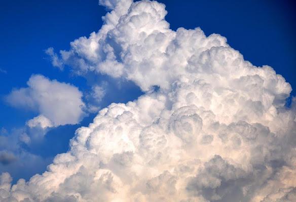 Giochi di nuvole di Alma