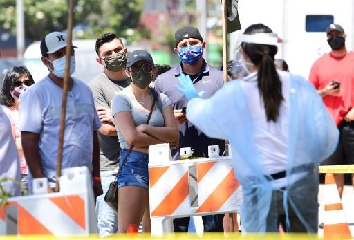 California rolls back reopening as nations battle resurgent coronavirus