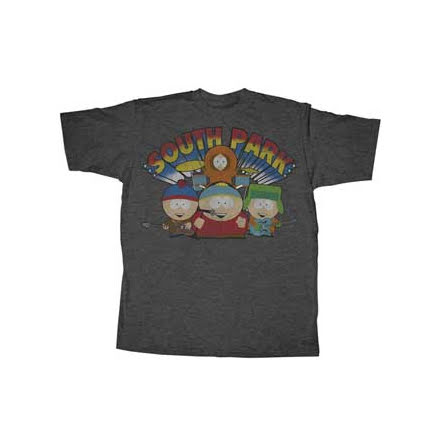 T-Shirt - Rocker Park
