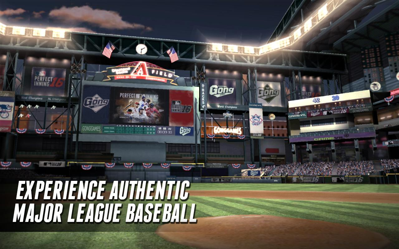 MLB PERFECT INNING 16- screenshot