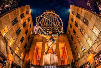 Photo: Atlas at Rockefeller Center