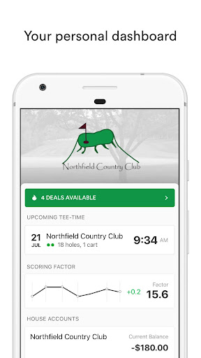 Northfield Country Club VT screenshots 2