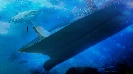 VR Abyss: Sharks & Sea Worlds for Google Cardboard- screenshot thumbnail