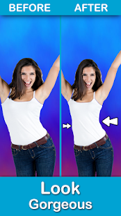 Make me slim - body Slimmer photo editor - náhled