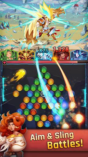 LightSlinger Heroes: Puzzle RPG  screenshots 1