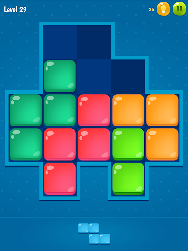 Block Game - collect the blocks - screenshot